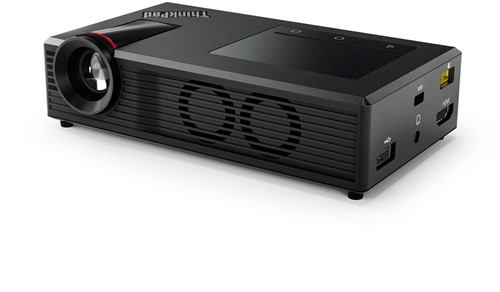Lenovo 40AB0065EU Draagbare projector 150ANSI lumens Zwart beamer/projector-1