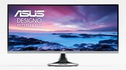 """ASUS MX34VQ 34"""" UltraWide Quad HD VA Mat Grijs computer monitor"""