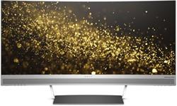 "HP ENVY 34 Curved LED display 86,4 cm (34"") Ultra-Wide Quad HD Zwart, Zilver"