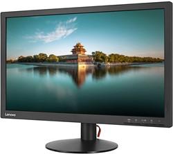 "Lenovo ThinkVision T2224d 21.5"" Full HD IPS Zwart Flat computer monitor"
