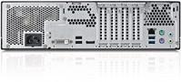 Fujitsu ESPRIMO D556/2/E85+ 3.5GHz G4560 SFF Zwart, Rood PC