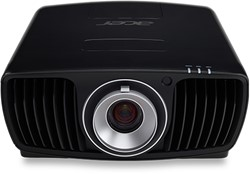 Acer Home V9800 Draagbare projector 2200ANSI lumens DLP 2160p (3840x2160) Zwart beamer/projector