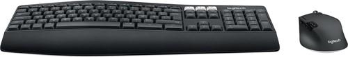 Logitech MK850 RF Wireless + Bluetooth AZERTY Belgisch Zwart toetsenbord-3