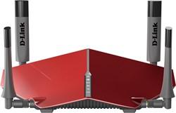 D-Link AC3150 Dual-band (2.4 GHz / 5 GHz) Gigabit Ethernet Grijs, Rood