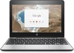 """HP Chromebook 11 G5 1.6GHz N3060 11.6"""" 1366 x 768Pixels Touchscreen Zilver"""