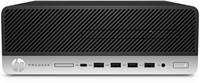 HP ProDesk 600 G3 SFF 3.4GHz i5-7500 Kleine vormfactor Zwart, Zilver PC