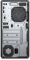HP ProDesk 600 G3 i5-7500 Desktop Zwart, Zilver PC-3