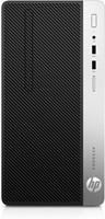 HP ProDesk 400 G4 MT 3.4GHz i5-7500 Micro Tower Zwart, Zilver-1