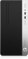 HP ProDesk 400 G4 3.4GHz i5-7500 Micro Tower Zwart PC
