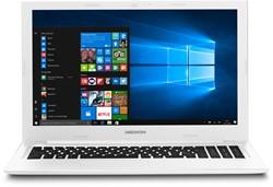 "MEDION AKOYA S6219W White 128 1.6GHz N3060 15.6"" 1920 x 1080Pixels Wit Notebook"