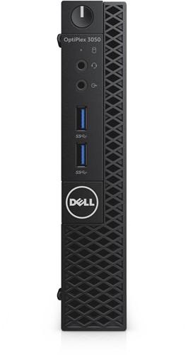 DELL OptiPlex 3050 2.70GHz i5-7500T Micro Tower Zwart Mini PC