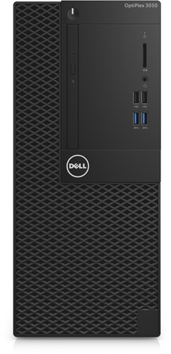 DELL OptiPlex 3050 3.4GHz i5-7500 Mini Toren Zwart PC-1