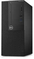 DELL OptiPlex 3050 3.4GHz i5-7500 Mini Toren Zwart PC-2