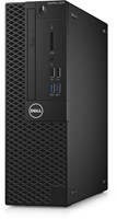 DELL OptiPlex 3050 3.4GHz i5-7500 SFF Zwart PC-3