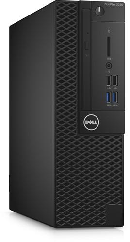 DELL OptiPlex 3050 3.4GHz i5-7500 Kleine vormfactor Zwart PC
