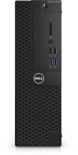 DELL OptiPlex 3050 3.4GHz i5-7500 SFF Zwart PC-1