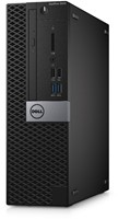 DELL OptiPlex 5050 3.4GHz i5-7500 SFF Zwart PC-2