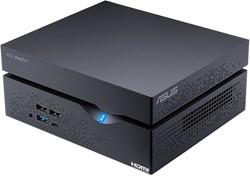 ASUS VivoMini VC66R-B002Z 3.9GHz i3-7100 2L  maat pc Zwart