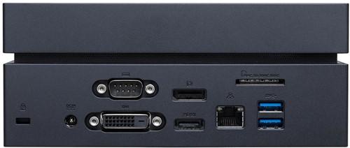 ASUS VivoMini VC66R-B002Z 3.9GHz i3-7100 2L  maat pc Zwart-3