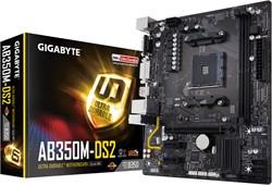 Gigabyte GA-AB350M-DS2 AMD B350 Socket AM4 Micro ATX moederbord