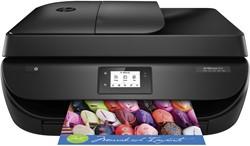 HP OfficeJet 4657 AiO 4800 x 1200DPI Thermische inkjet A4 9.5ppm Wi-Fi Zwart multifunctional