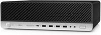 HP EliteDesk 800 G3 SFF 3.4GHz i5-7500 SFF Zwart, Zilver PC-2