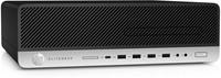 HP EliteDesk 800 G3 SFF 3.4GHz i5-7500 SFF Zwart, Zilver PC-3
