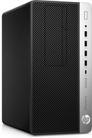HP ProDesk 600 G3 3.4GHz i5-7500 Desktop Zwart, Zilver PC-2
