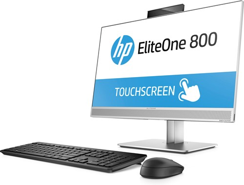 "HP 800 G3 i5-7500 23"" 1920 x 1080Pixels Touchscreen Zilver-3"