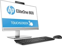 "HP 800 G3 i5-7500 23"" 1920 x 1080Pixels Touchscreen Zilver-2"
