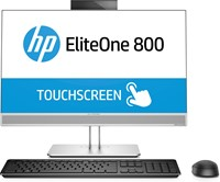 "HP 800 G3 i5-7500 23"" 1920 x 1080Pixels Touchscreen Zilver-1"