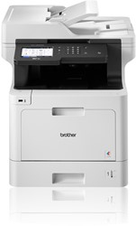 Brother MFC-L8900CDW 2400 x 600DPI Laser A4 31ppm Wi-Fi Zwart, Grijs multifunctional