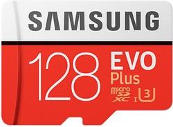 Samsung EVO Plus MB-MC128G 128GB MicroSDXC UHS-I Klasse 10 flashgeheugen