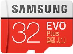 Samsung EVO Plus MB-MC32G 32GB MicroSDHC UHS-I Klasse 10 flashgeheugen