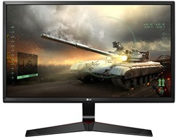 "LG 24MP59G-P 23.8"" Full HD LED Flat Zwart computer monitor"