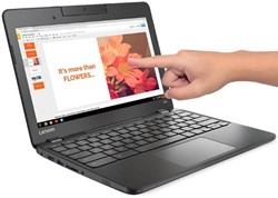 """Lenovo N23 1.6GHz N3060 11.6"""" 1366 x 768Pixels Zwart Chromebook"""