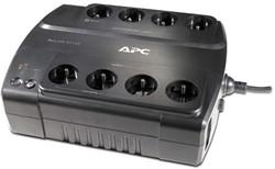APC BE550G 550VA Zwart UPS