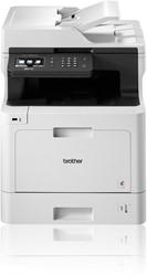 Brother MFC-L8690CDW 2400 x 600DPI Laser A4 31ppm Wi-Fi Zwart, Grijs multifunctional