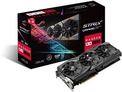 ASUS ROG-STRIX-RX580-T8G-GAMING Radeon RX 580 8GB GDDR5