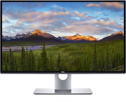 "DELL UltraSharp UP3218K 32"" 8K Ultra HD IPS Mat Zwart, Grijs computer monitor LED display"