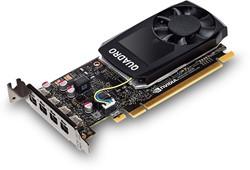 Fujitsu Quadro P1000 Quadro P1000 4GB GDDR5