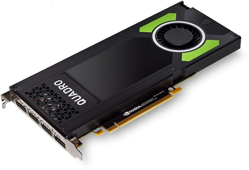 Fujitsu Quadro P4000 Quadro P4000 8GB GDDR5-1