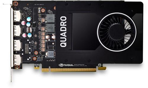 Fujitsu Quadro P2000 Quadro P2000 5GB GDDR5-2