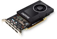 Fujitsu Quadro P2000 Quadro P2000 5GB GDDR5-1