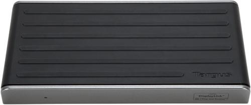 Targus DOCK160USZ USB 3.0 (3.1 Gen 1) Type-A Zwart, Grijs-3