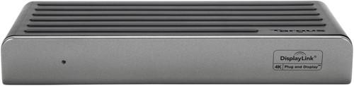 Targus DOCK160USZ USB 3.0 (3.1 Gen 1) Type-A Zwart, Grijs-2