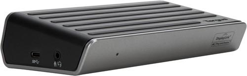 Targus DOCK160USZ USB 3.0 (3.1 Gen 1) Type-A Zwart, Grijs