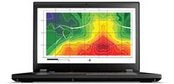 "Lenovo ThinkPad P51 2.8GHz i7-7700HQ 15.6"" 1920 x 1280Pixels Zwart Mobiel werkstation"