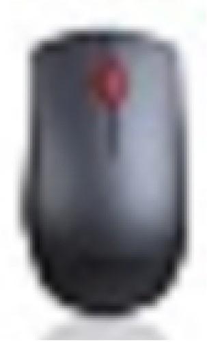 Lenovo 4X30H56887 RF Draadloos 1600DPI Ambidextrous Zwart muis