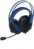 ASUS Cerberus V2 Stereofonisch Hoofdband Zwart, Blauw hoofdtelefoon-1
